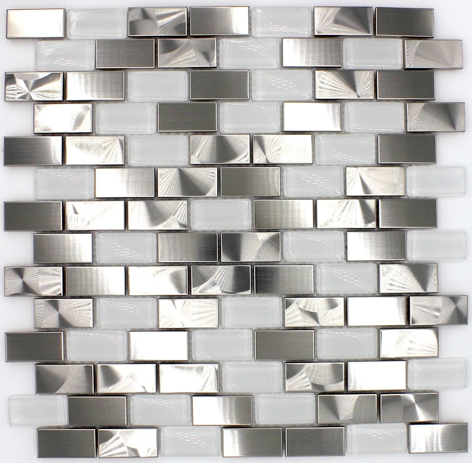 piastrelle mosaico in inox cucina e bagno mi-mul-bri 16,90 € https ...