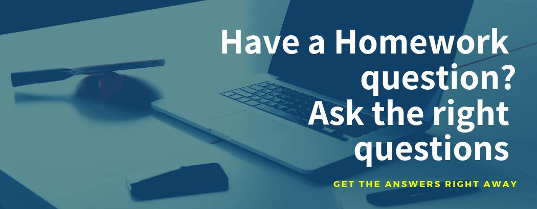 help homework question