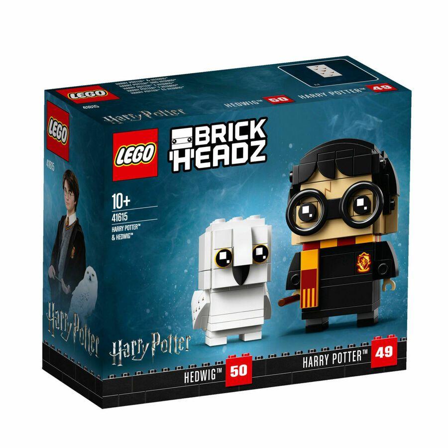 Lego Brickheadz Figuren Sammlung Aus 63 Verschiedenen Auswahlen Neu Ungeoffnet Harry Potter Hedwig Lego Harry Potter Lego Brick