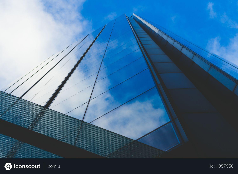 Free Low Angle View Of Suspension Bridge Photo