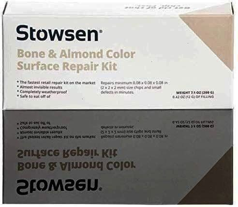 Color Surface Repair Kit  Fix Chips  Defects in Minutes  RepairalmondBone  Almond Color Surface Repair Kit  Fix Chips  Defects in Minutes  Repairalmond Almond Color Surfa...