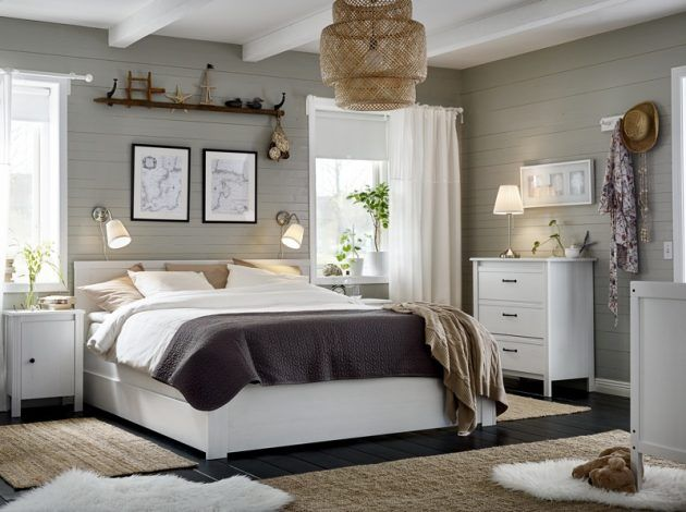 schlafzimmerideen | schlafzimmer, ikea und deins, Deko ideen