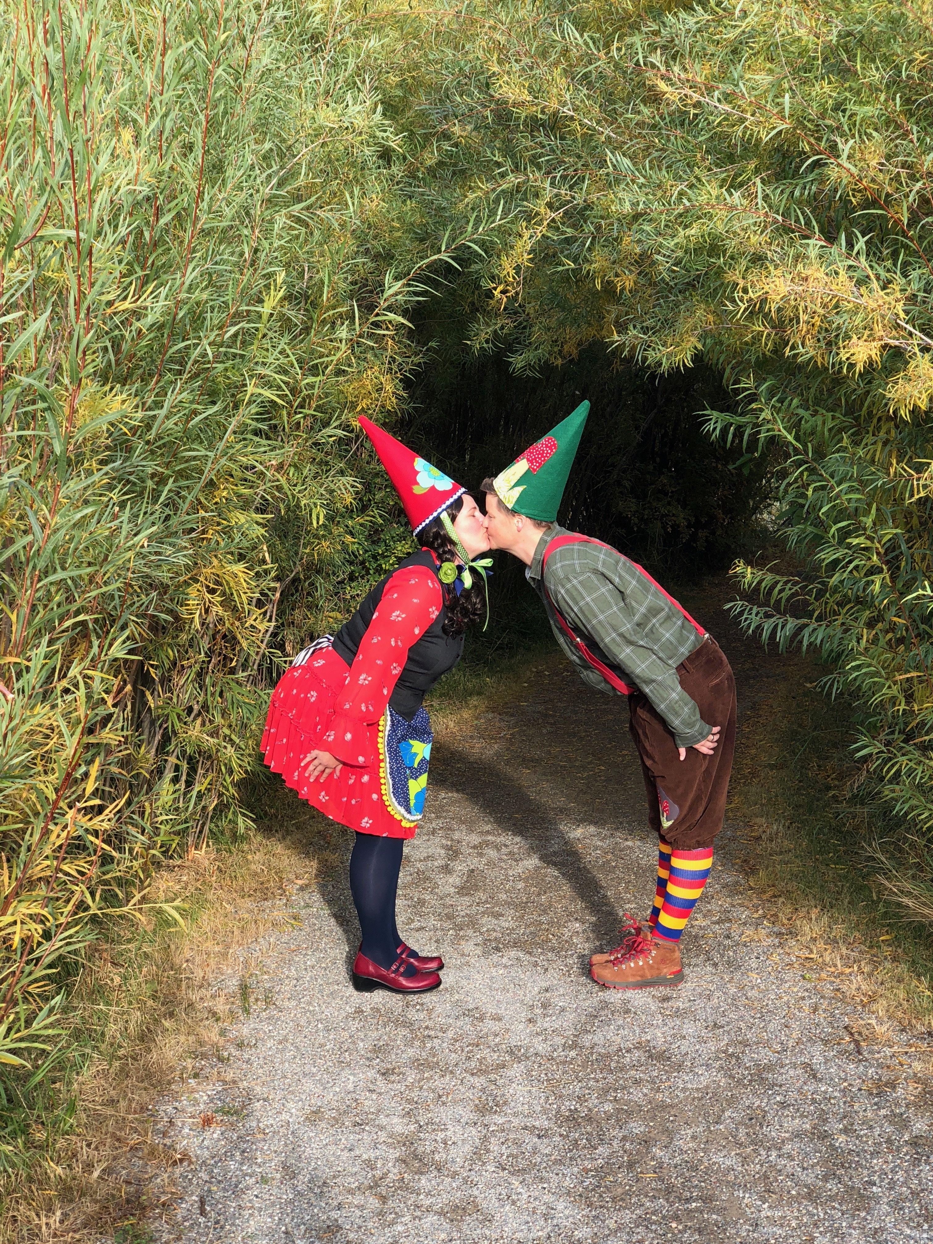 Gnome Costume #gnomecostume