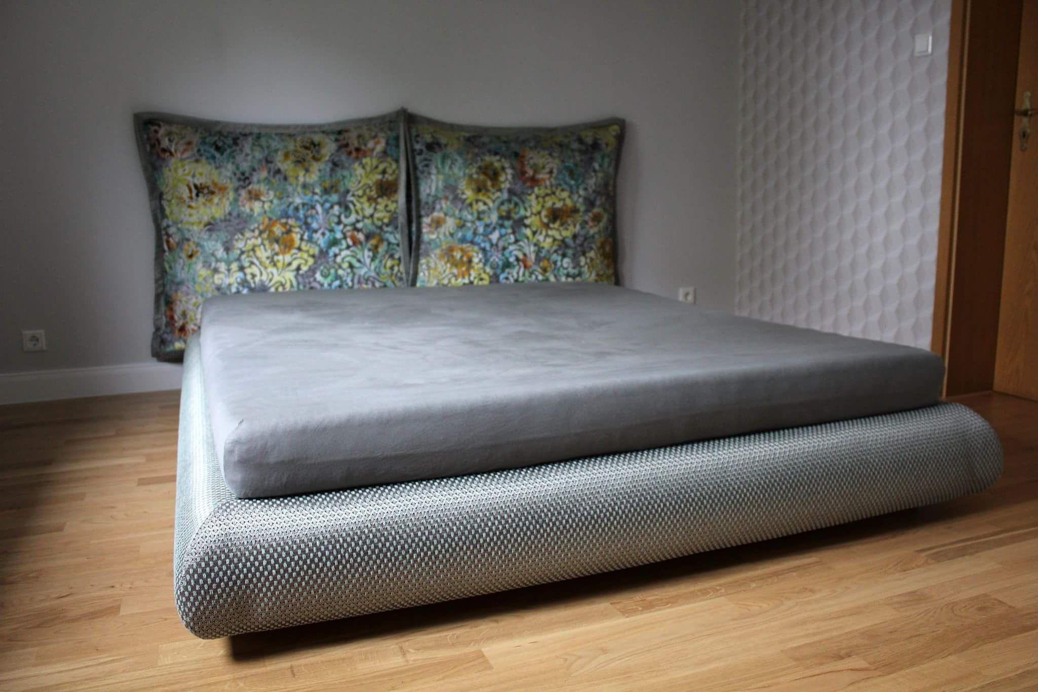 Made by Raumausstatter Schroeder #bed #pillow