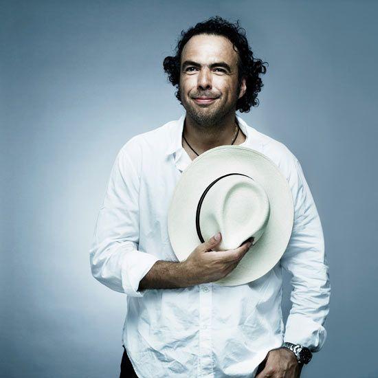 Alejandro González Iñárritu. Photo by Nicolas Guérin.