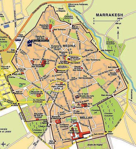 3 Dias En Marrakech Nuestro Viaje A Marruecos Viaje A Marruecos