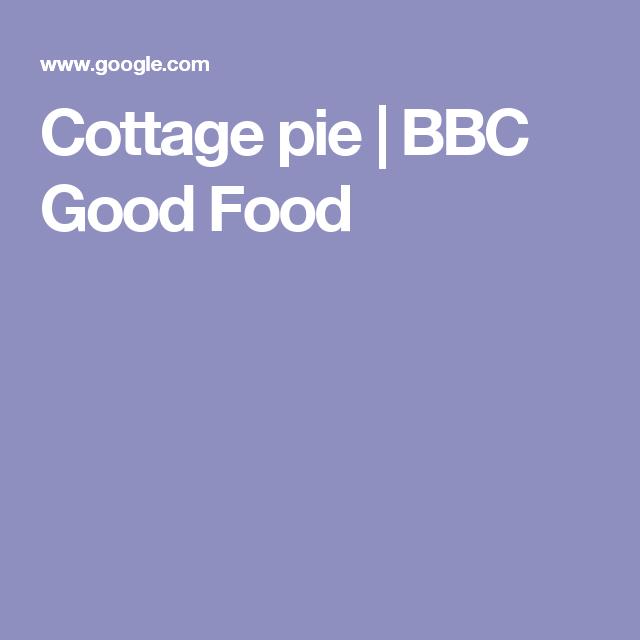 Cottage pie bbc good food food pinterest cottage pie cottage pie bbc good food forumfinder Images