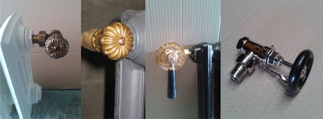 robinets disponibles pour radiateur fonte Radiateur - Radiator