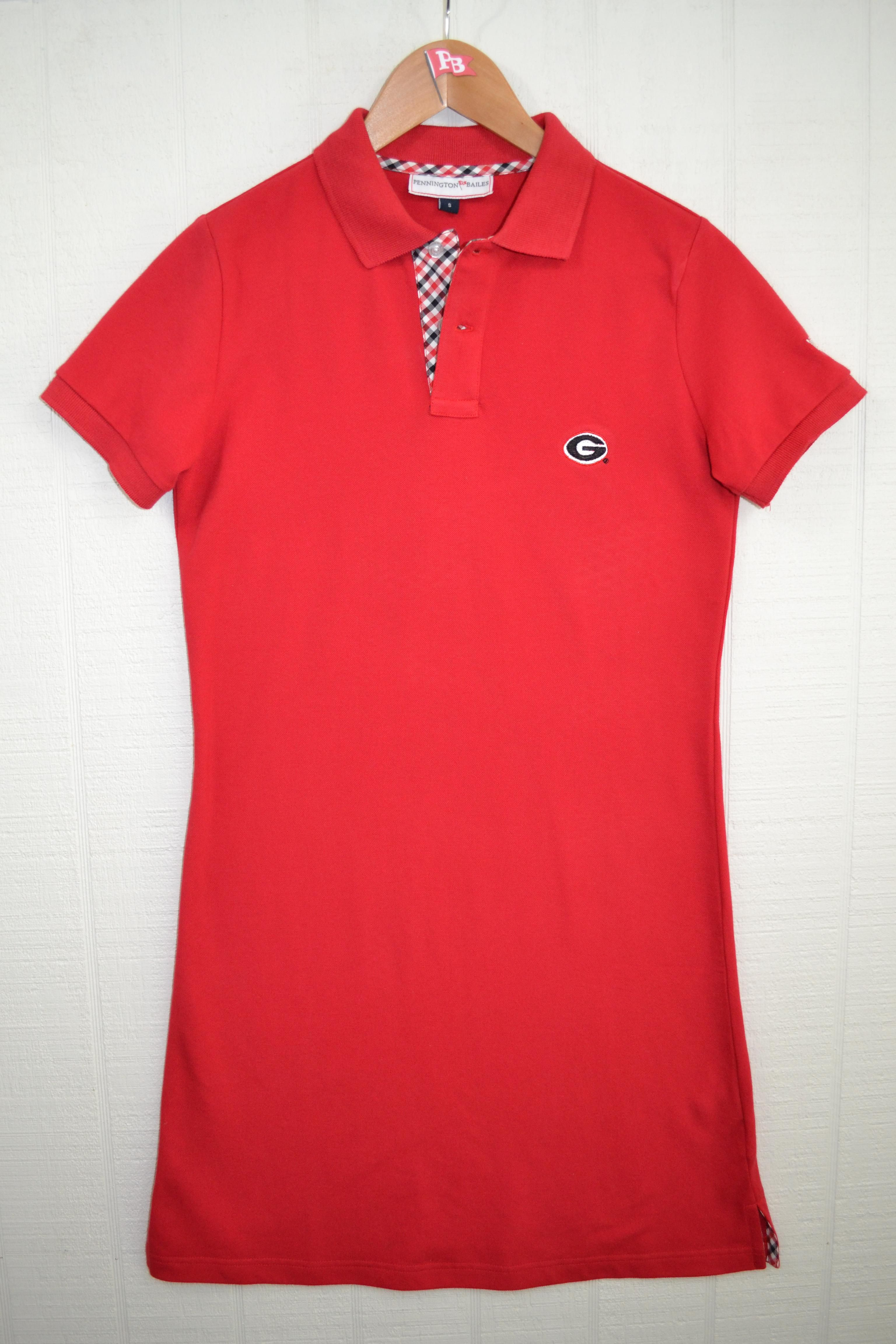 Classic Gameday Polo Dress Pennington Bailes Perfect For Early
