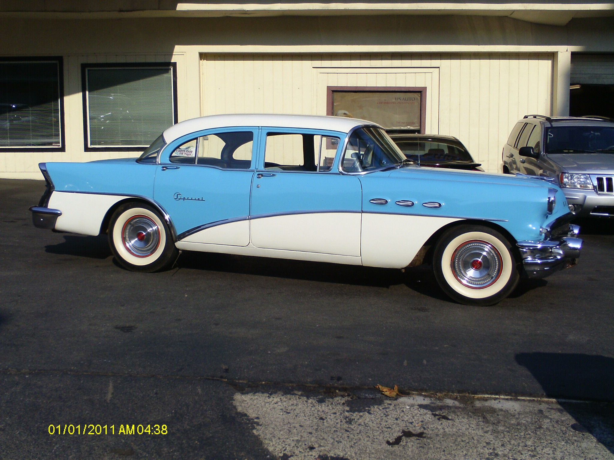 1956 buick special special yep cars i have owned. Black Bedroom Furniture Sets. Home Design Ideas