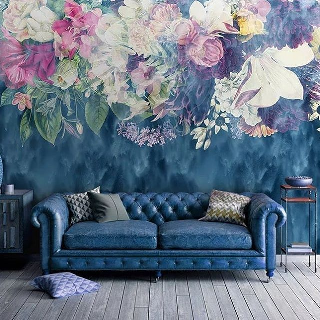 3d Wallpaper Uae ورق جدران 3d Wallpaper Uae Instagram Photos And Videos In 2020 Wall Murals Floral Wallpaper Wallpaper