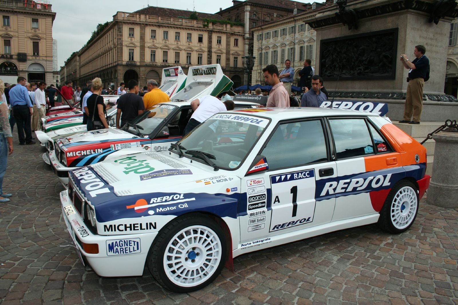 93 Lancia Delta HF Integrale Jolly Club Edition | Love for cars ...