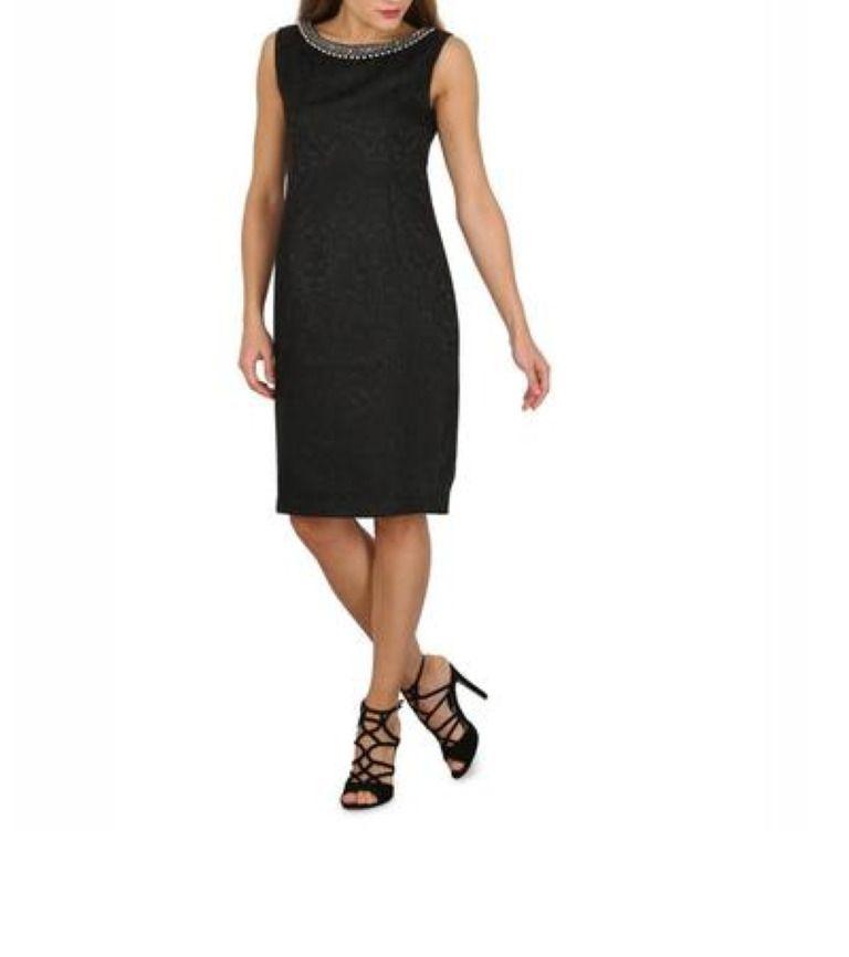Solo Black Leora Jacquard Dress Uk Size 10 Td083 Af 01 Fashion Clothing Shoes Accessories Womenscl Clothes For Women Women Clothes Sale Womens Black Dress