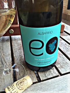 El Alma del Vino.: Bodega Benito Santos EO The Ocean Collection Albariño 2015