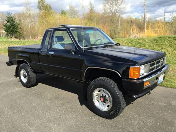 Think You Would 'Pick Up' This Sweet 1986 Toyota SR5 4x4 ...