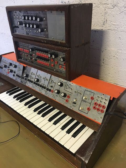MATRIXSYNTH: Vintage Paia 2700 Analog Modular Synthesizer