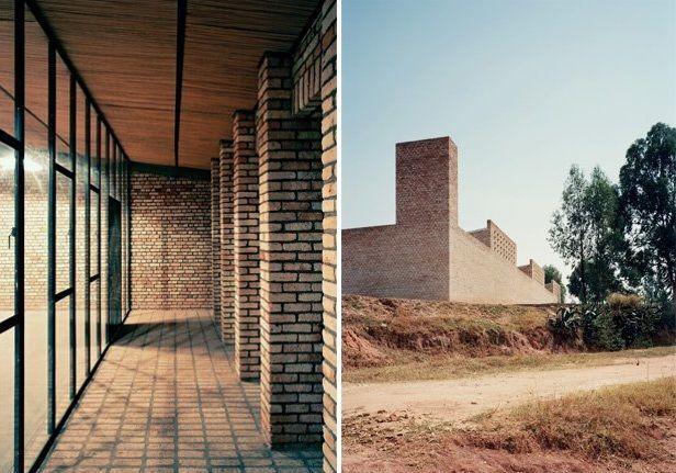 Education Center Nyanza By Dominikus Stark Architekten 07