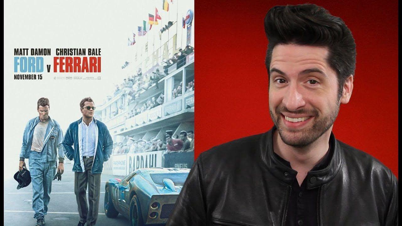 Ford V Ferrari Movie Review Fordvferrarimovie2019