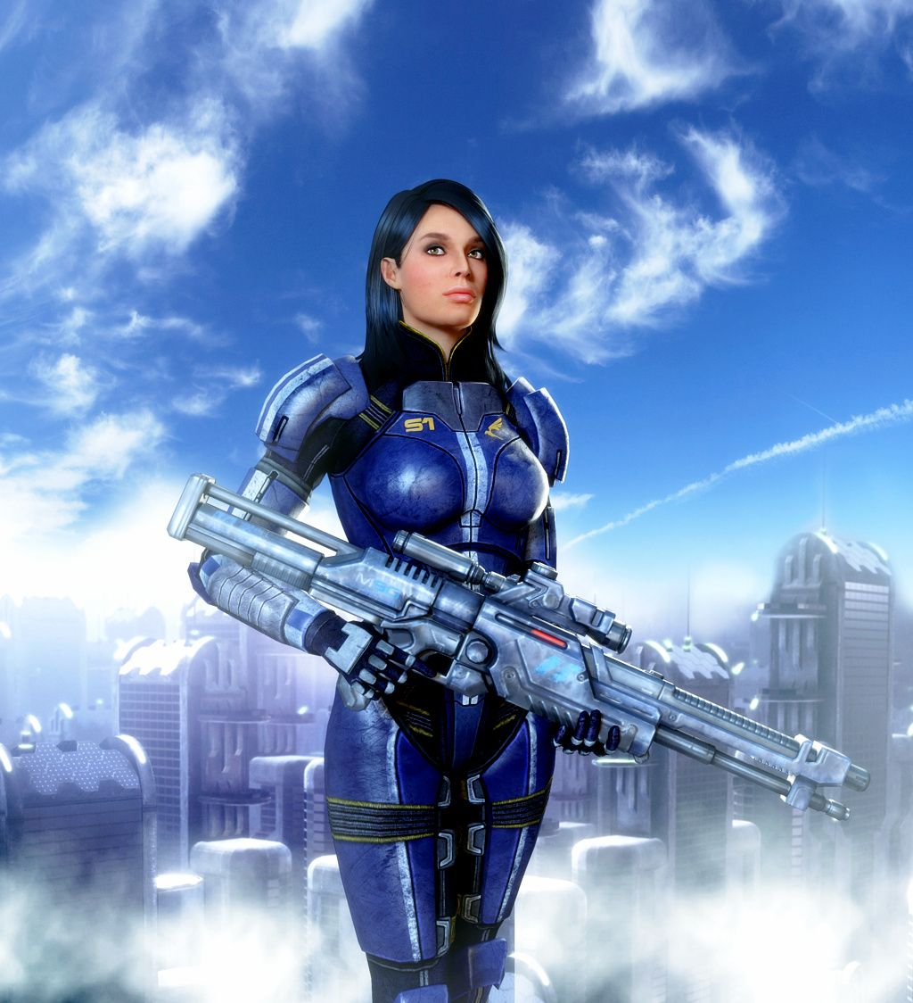 Miss Williams With Images Mass Effect Ashley Mass Effect