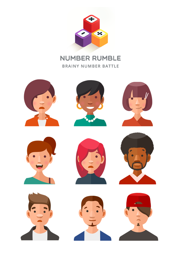 Number Rumble Avatar