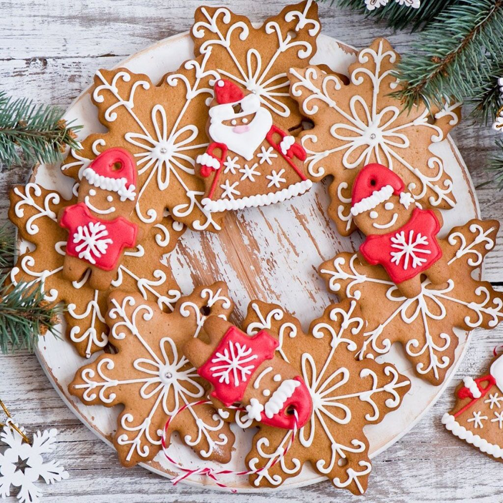 Pin by Mellissa Hero on CHRISTMAS Gingerbread cookies