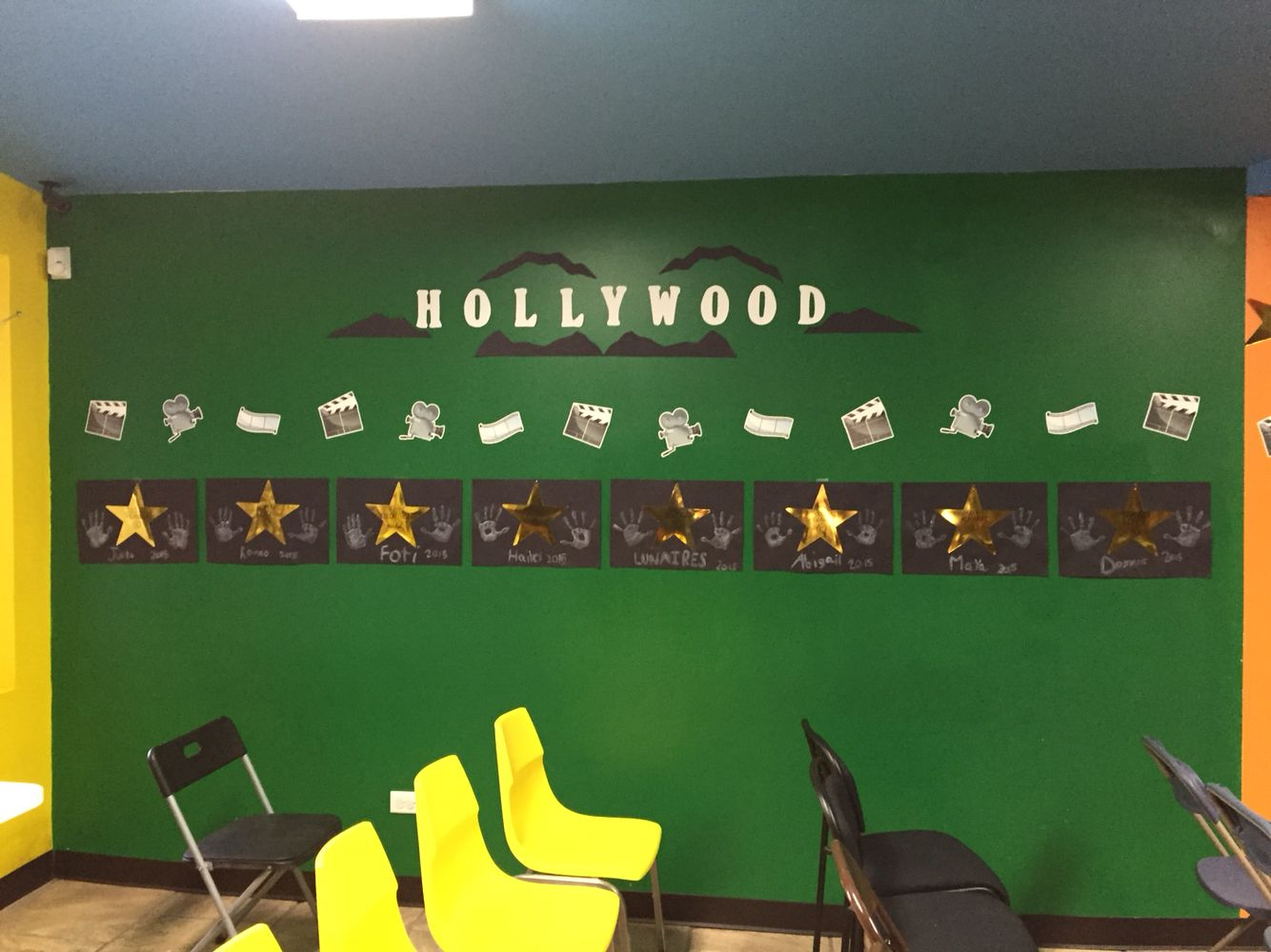 Hollywood theme graduation | Ms. Yadi\'s Kindergarten! | Pinterest ...