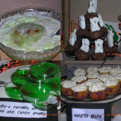 Real Party - Mad Scientist\u0027s Lab Halloween Party Halloween parties - mad scientist halloween decorations