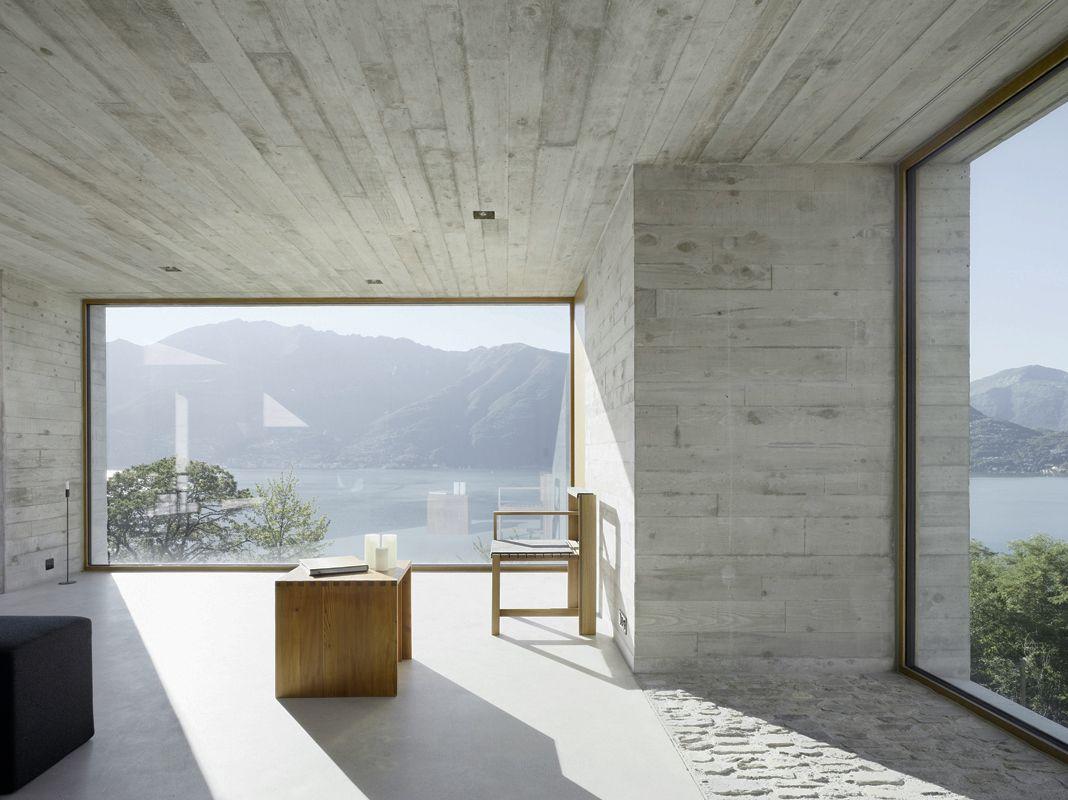 Neubau Haus. Markus Wespi Jérôme de Meuron architects | Arch+ ...