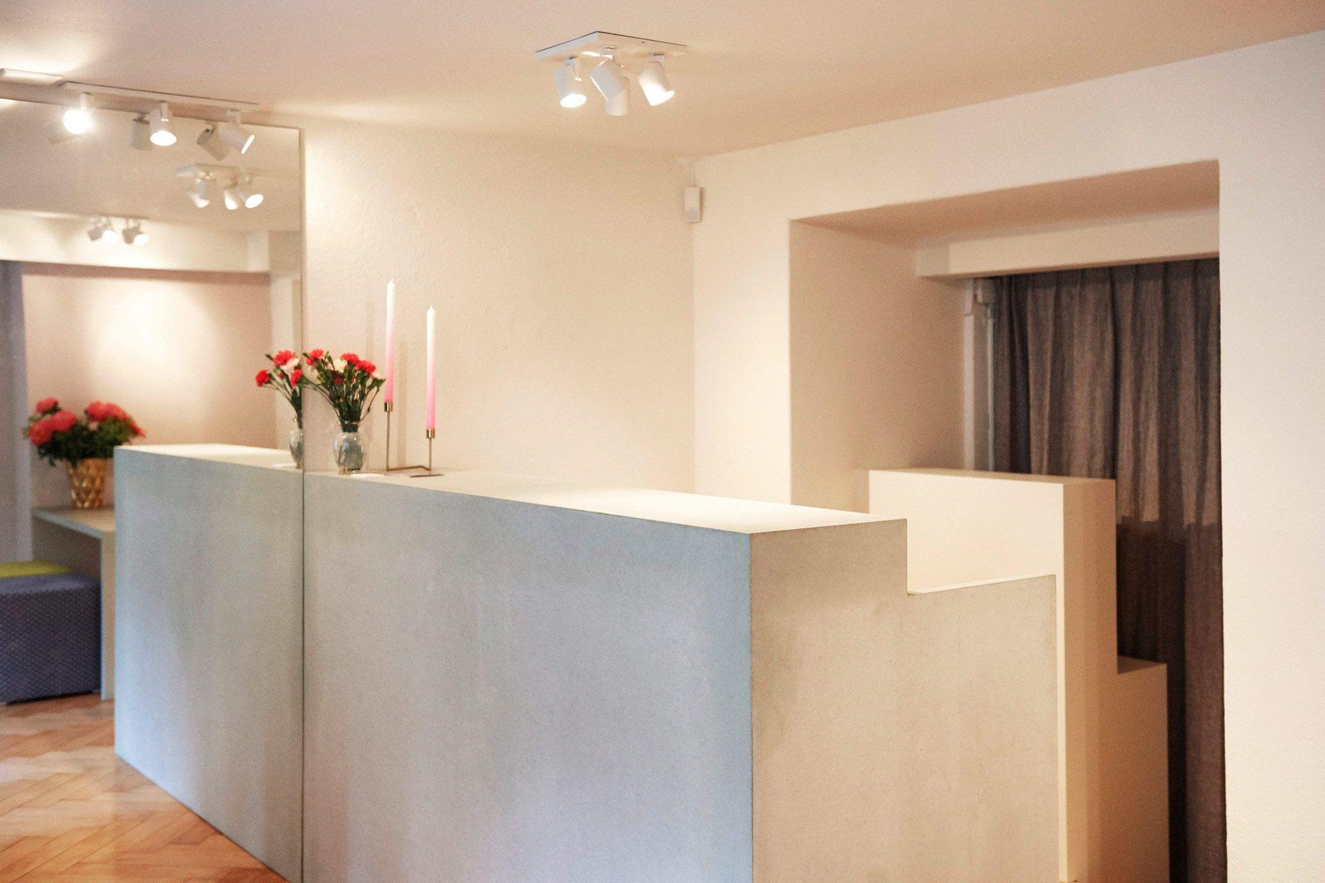 Flavia Tschanz Atelier Zürich Concrete works von www.dade-design.com