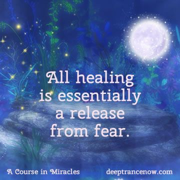 Image result for ACIM quotes on healing