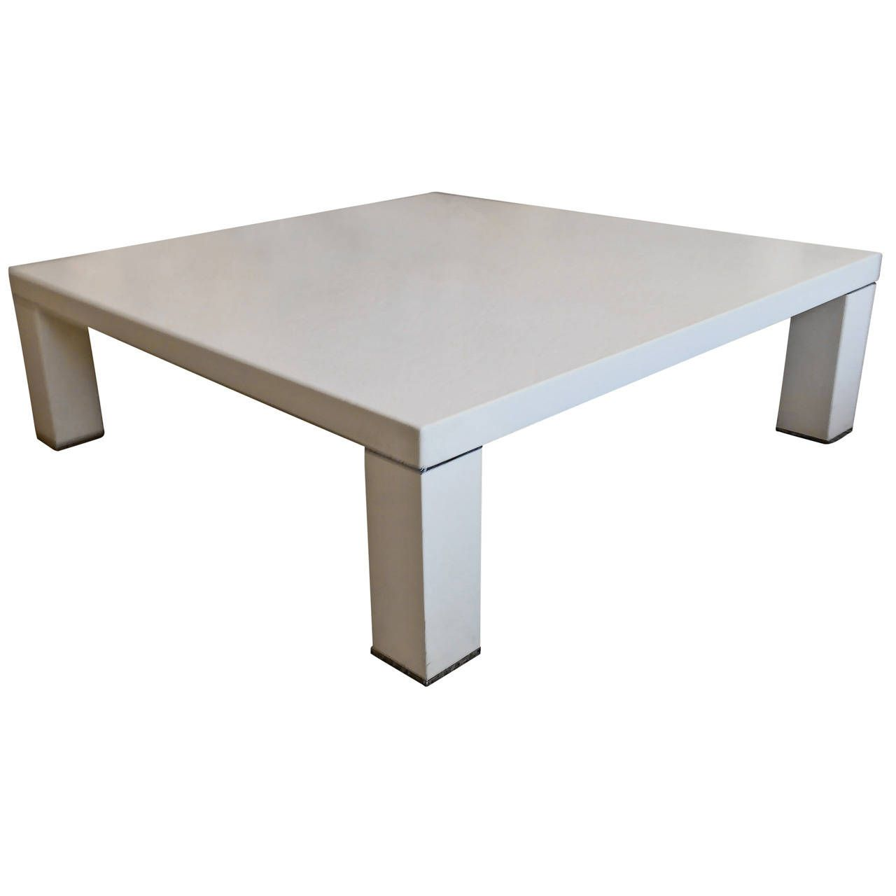 Linen Wrapped Coffee Table     Yahoo Image Search Results