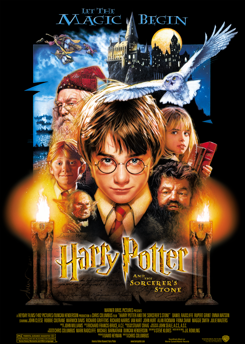 What Your Fandom Really Says About You Harry Potter Movie Posters Harry Potter Movies The Sorcerer S Stone