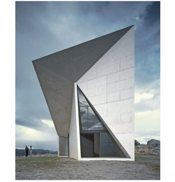 Perfect Chapel In Almaden, Spain By Sancho Madridejos Architecture Office (SMAO),  Madrid. Check Link For Interiors And Diagrams! Awesome Ideas