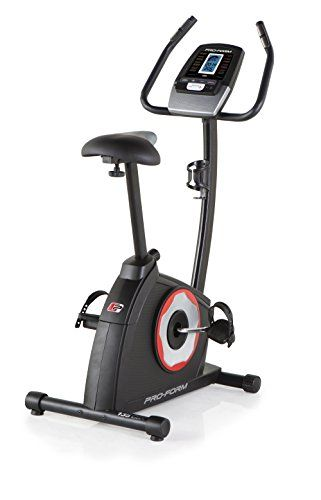 Proform 225 Csx Exercise Bike With Images Upright Exercise