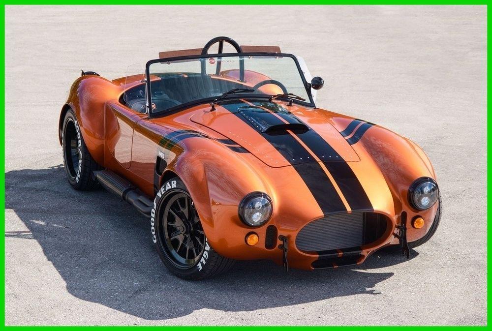 1965 Shelby Cobra New build, 427 EFI Engine, FINANCING