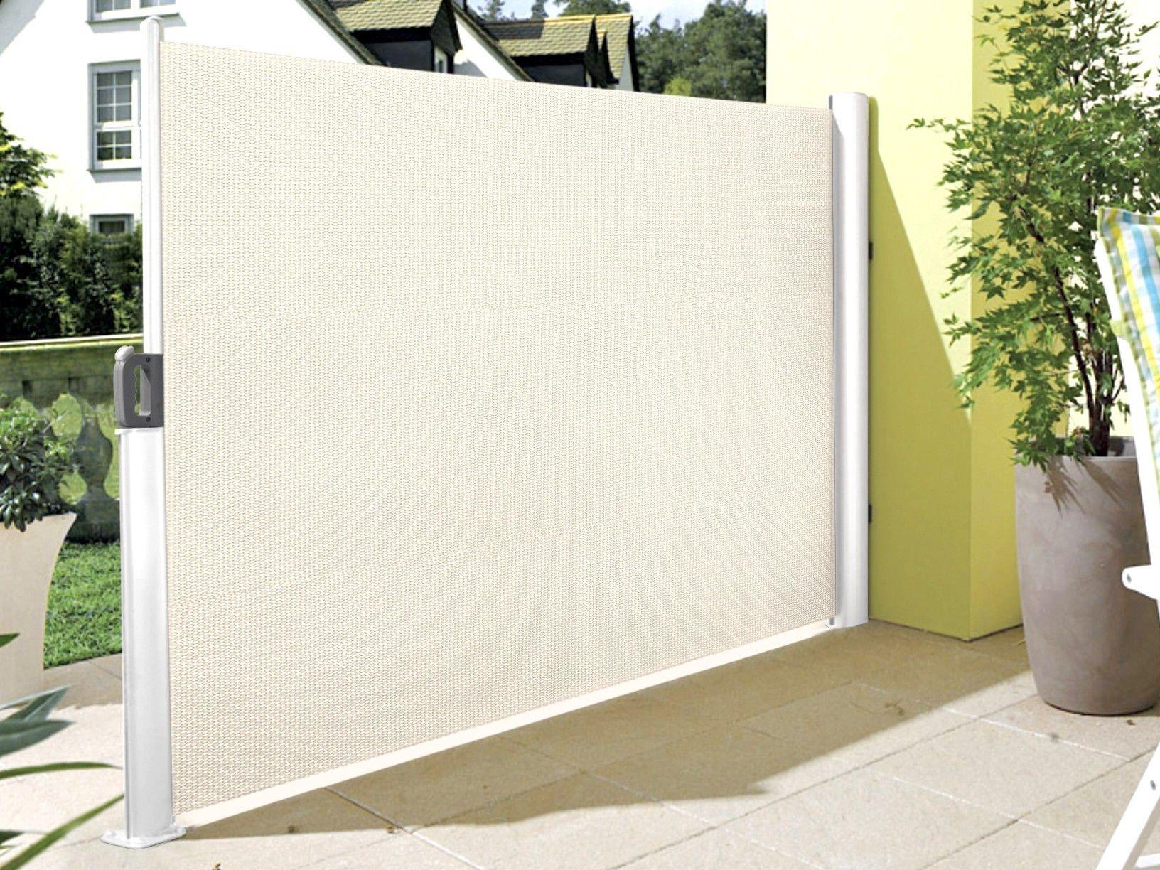Frisch 40 Zum Sichtschutz Ausziehbar Freistehend Sonnenschutz
