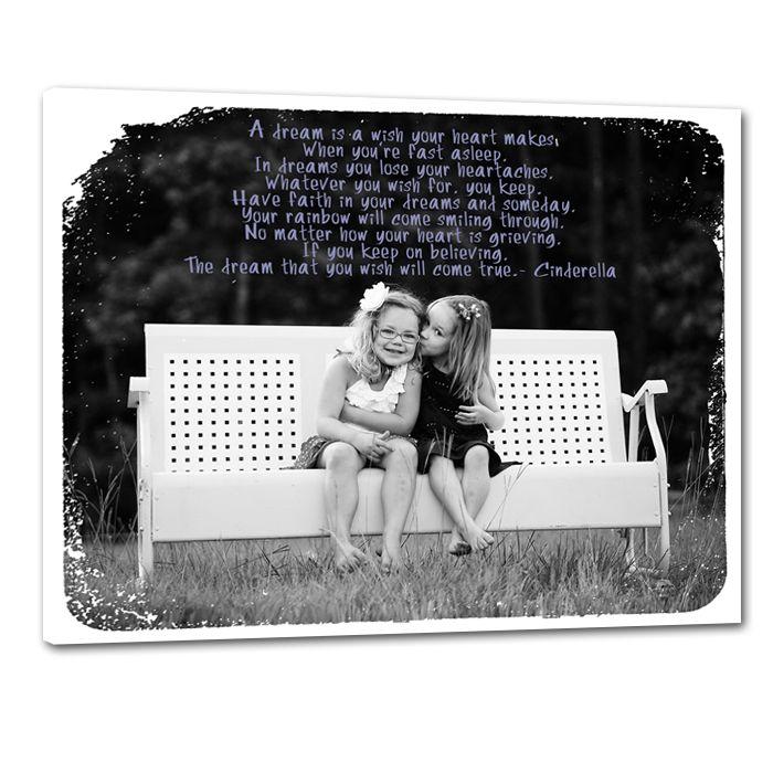 sisters best friend photo art 5