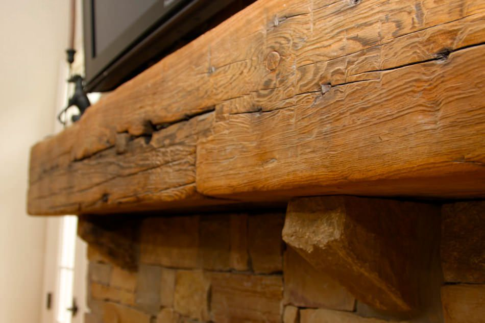 Heart Pine Beams And Rustic Mantels E T Moore Lumber Wood Reclaimed Pinterest Rustic