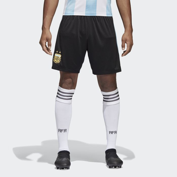 Argentina Home Replica Shorts | Products | Soccer shorts