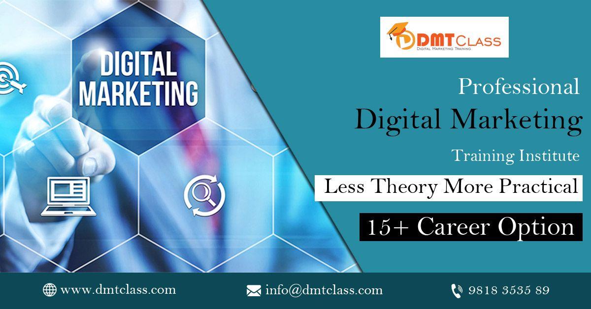 Looking for professional Digital Marketing Training