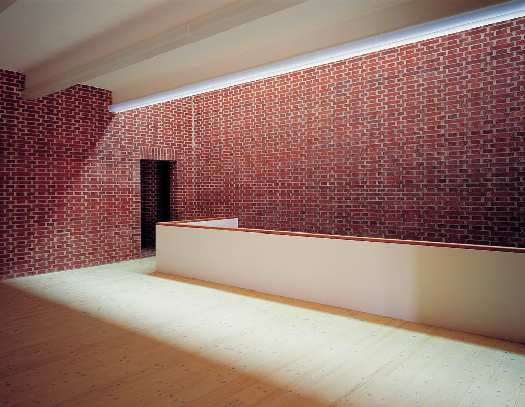 Gallery of Contemporary Art, Marktoberdorf, Germany, by Bearth ...