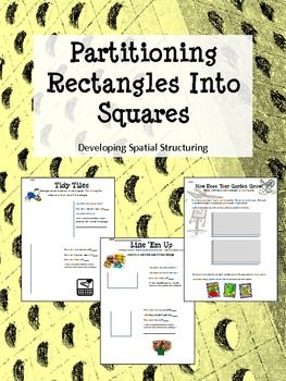 Partitioning Rectangles | Pinterest
