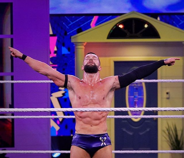 "WWE no Instagram: ""@finnbalor proves why he is still a force to be reckoned with! Better luck next time @archerofinfamy!! #NXTTakeover @wwenetwork @wwenxt"""