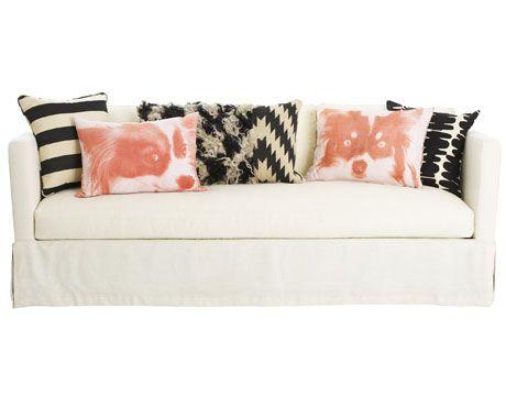 Dress Up Your Sofa | Sofa throw pillows