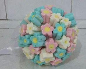 Buquê de Marshmallow