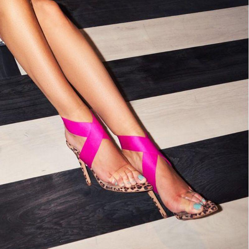 Pin en Zapatos Glamour de la cabeza a los pies.
