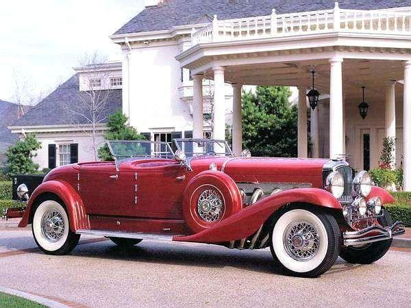 Duesenberg Dual Cowl Vintage Cars Classic Cars Duesenberg Car