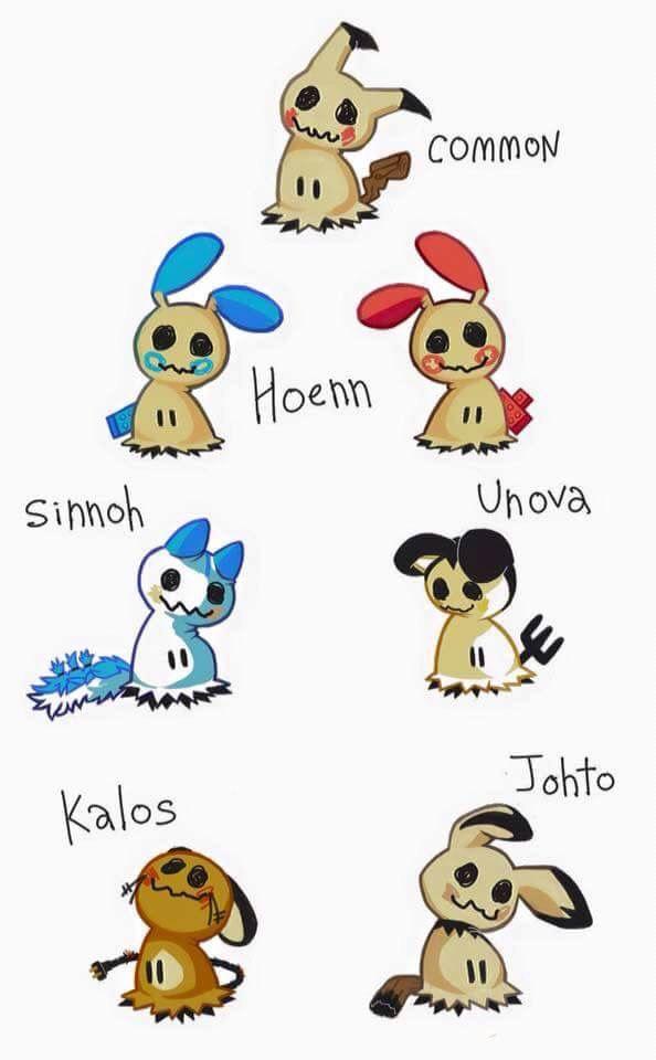 47++ Pokemon hybrids information