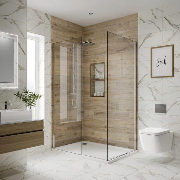 Bathroom Design Trends 2021 Modern Glass Showers Bathroom Design Trends Bathroom Trends Modern Bathroom Design Classic bathroom tile design 2021