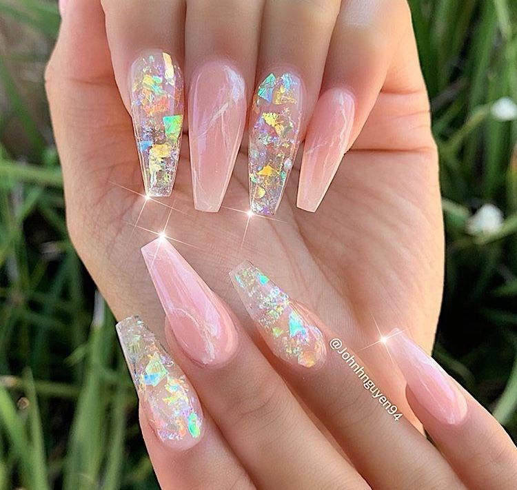 Pin By Emily Evanoff On Nailed Best Acrylic Nails Cute Acrylic Nail Designs Coffin Nails Designs